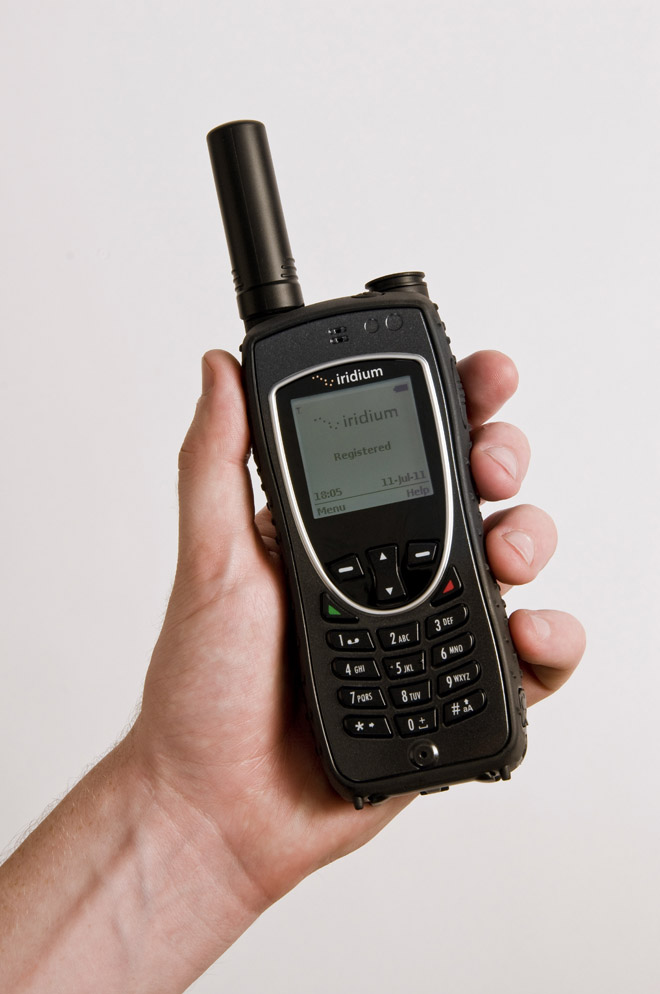 Iridium 9575 Extreme Handheld Satellite Phone Satellite