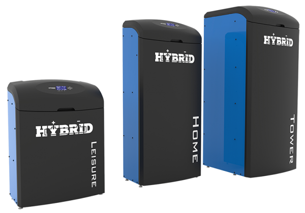 Different sized Hyprid Systems by Betta Batteries