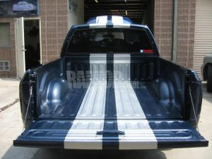 Pickup Bed Stripes
