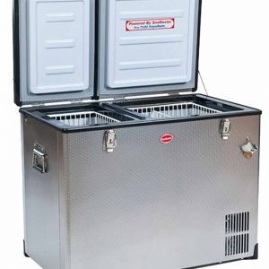 SnoMaster Expedition-Series-85L-Double-Door