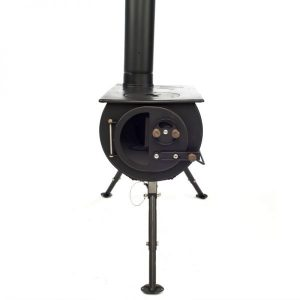 Frontier Plus Wood Stove_Front view