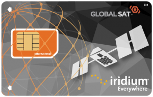 iridium satellite phone sim cards and airtime pre paid post paid