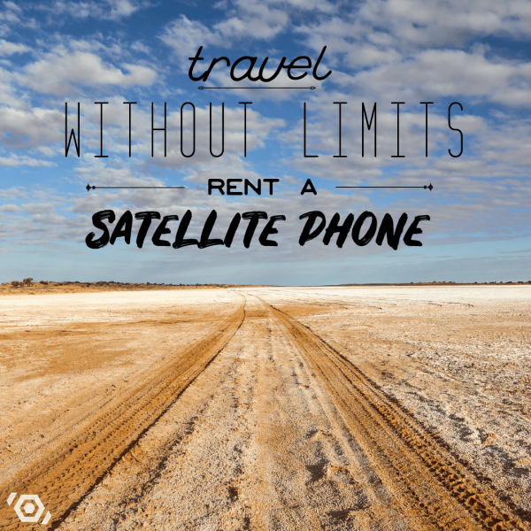 satphone rental brisbane
