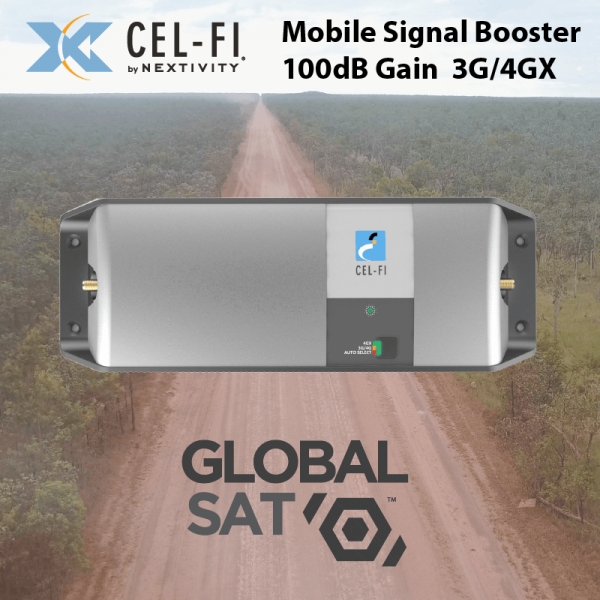 Cel-Fi Go Mobile Phone Booster System